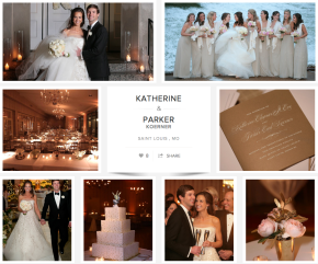 Carats and Cake, Katherine and Parker